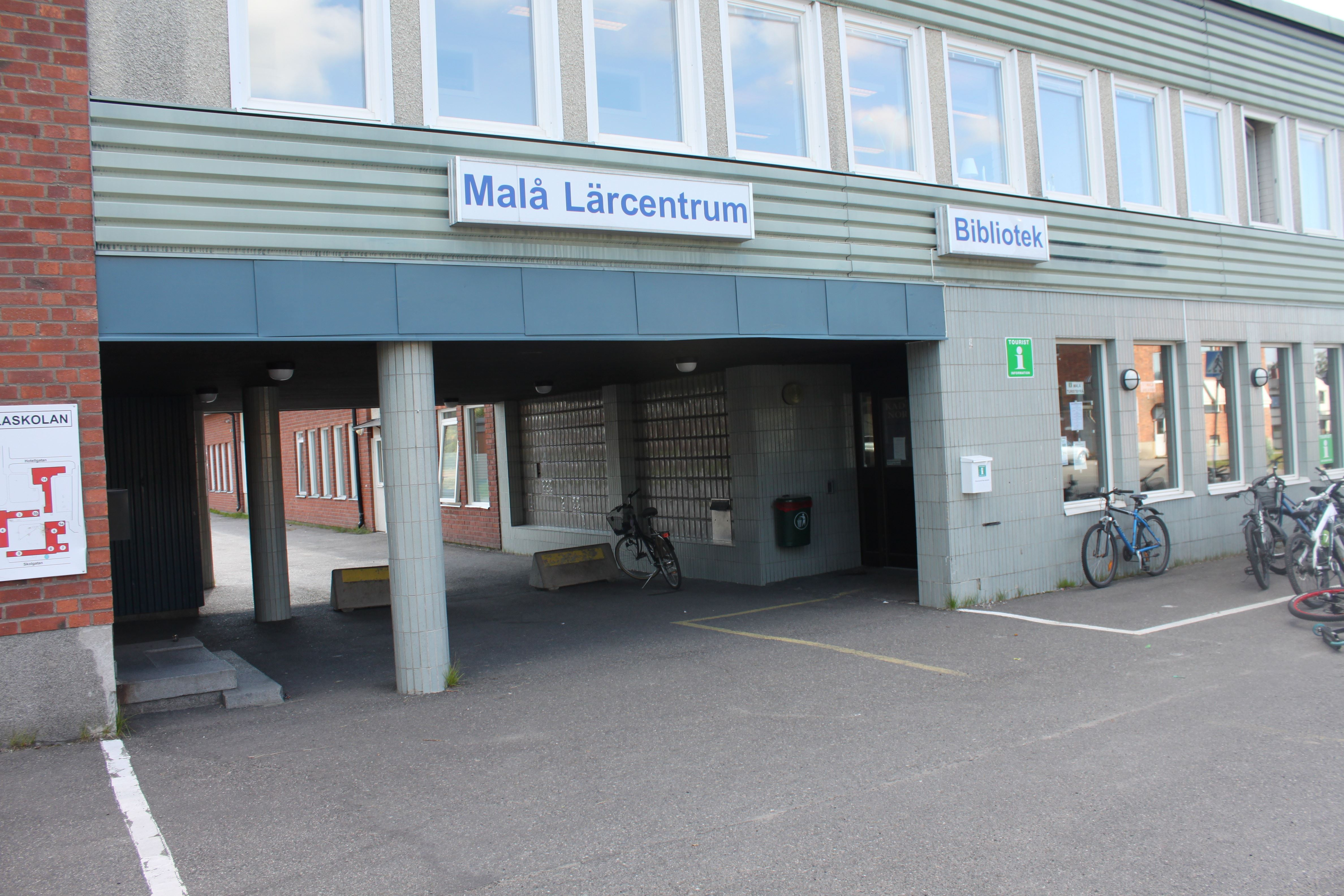 © Malå kommun, Bibliotek