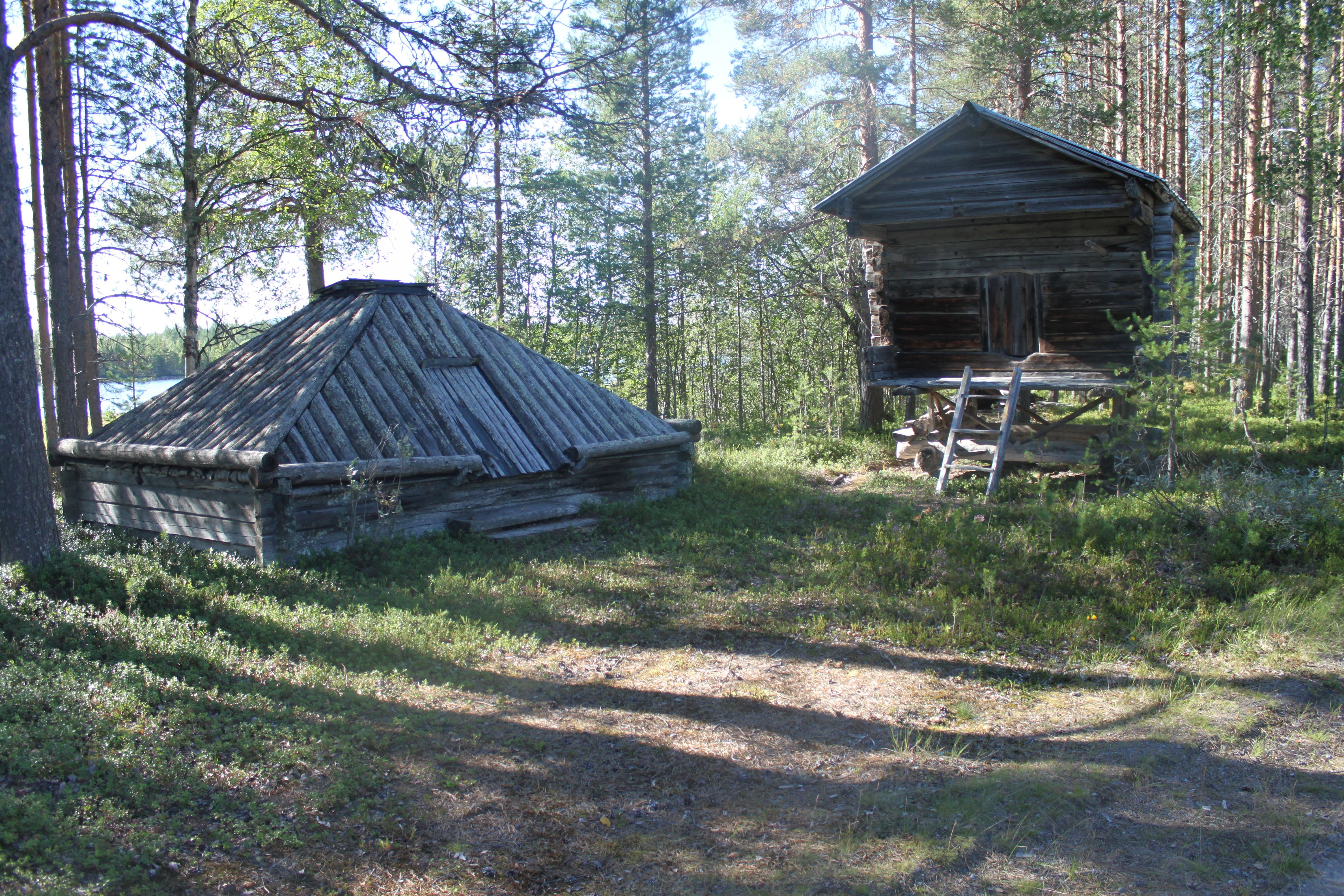 Kerstin Andersson,  © Malå kommun, Setsele sameviste