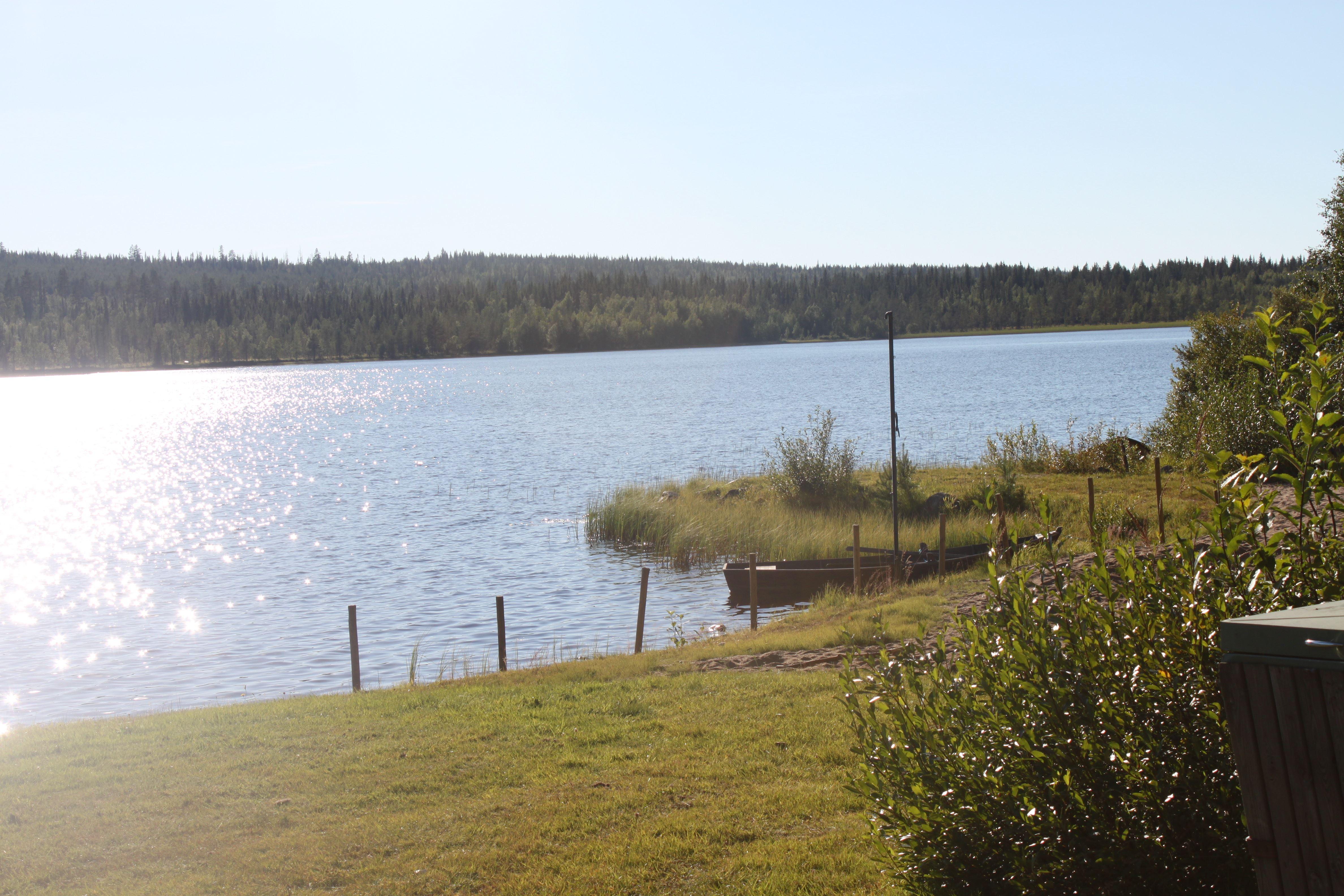 © Malå kommun, Adaks badplats