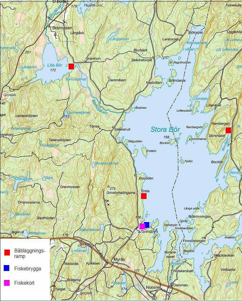 Sjösättningsramper i Stora Bör
