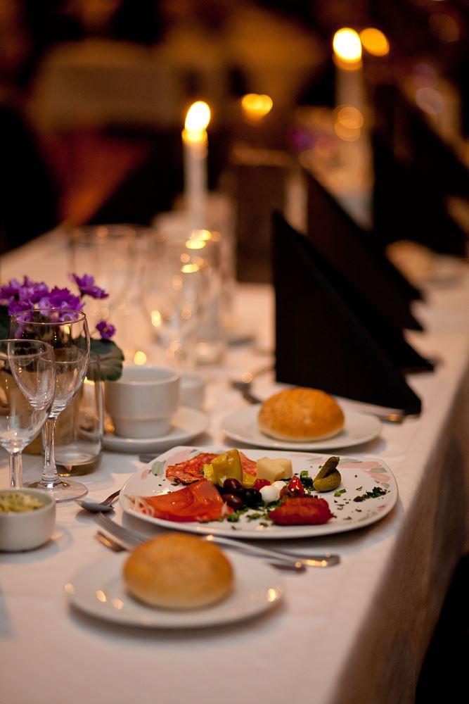 Malå Hotell & SkiEvent restaurang Tallkotten
