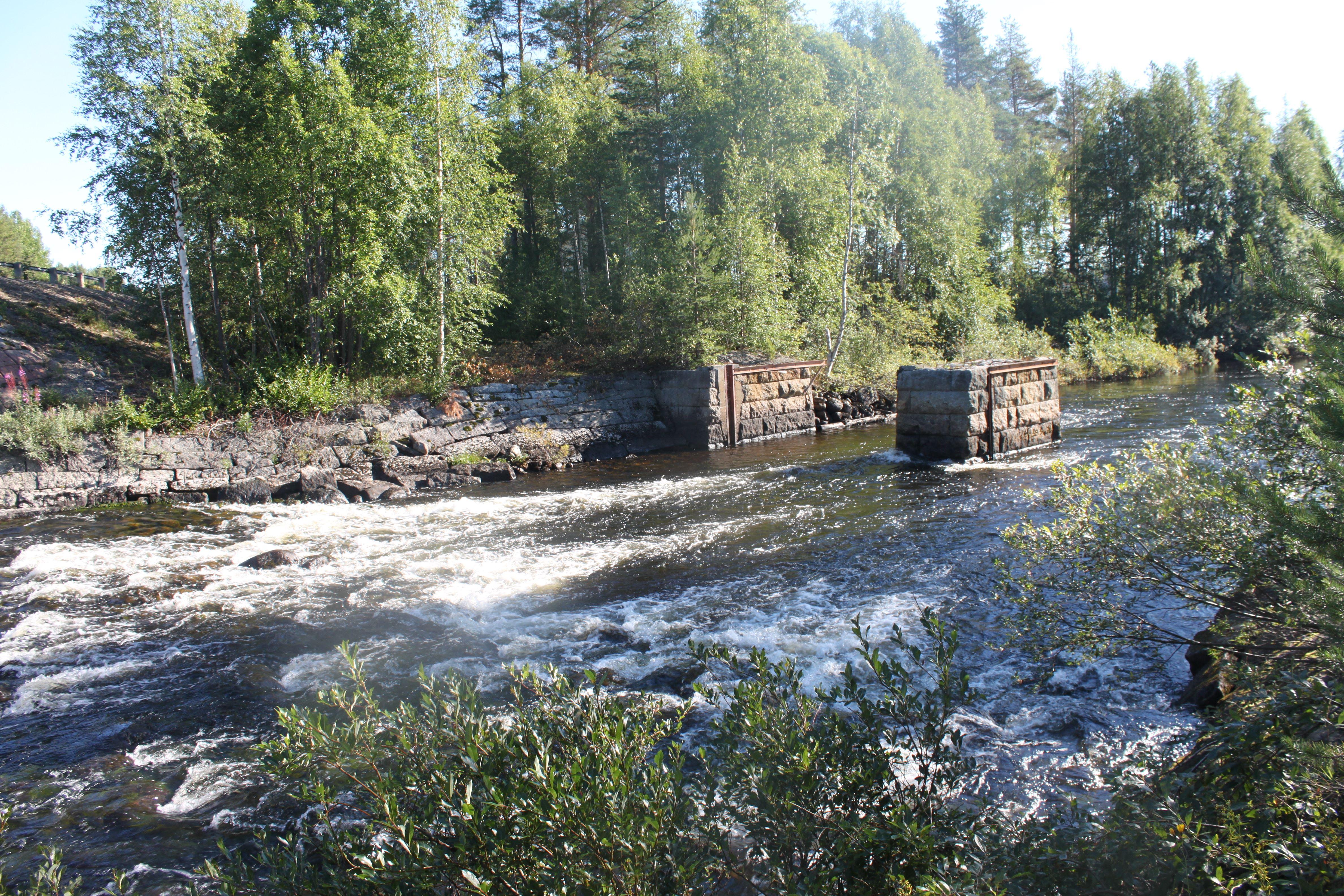 © Malå kommun, Cykelrunda Strömforsturen