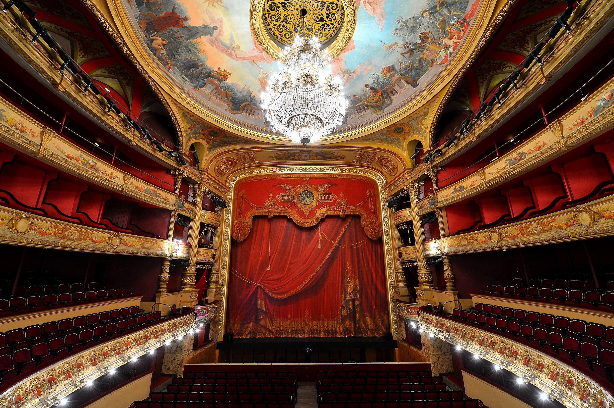 Journées Européennes du Patrimoine : Opéra Comédie