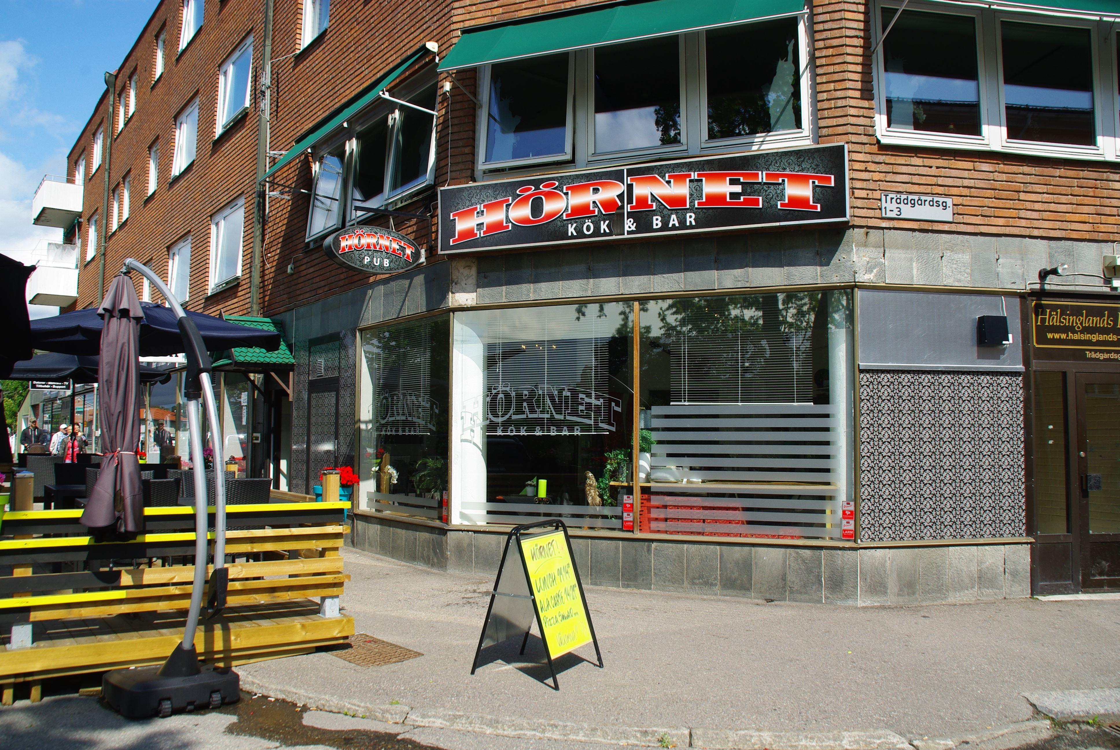 Hörnet Kök & Bar