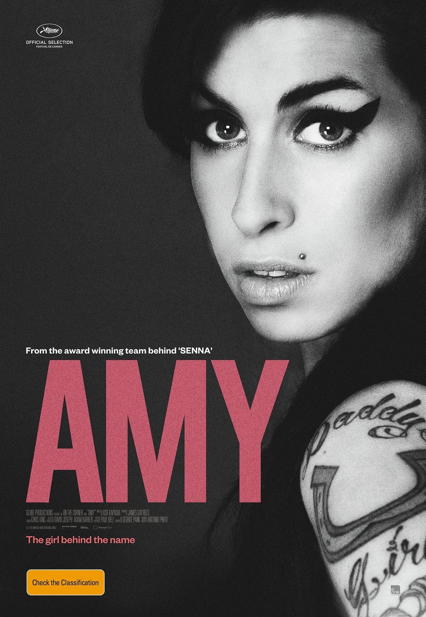 Amy, Röda kvarn Edsbyn