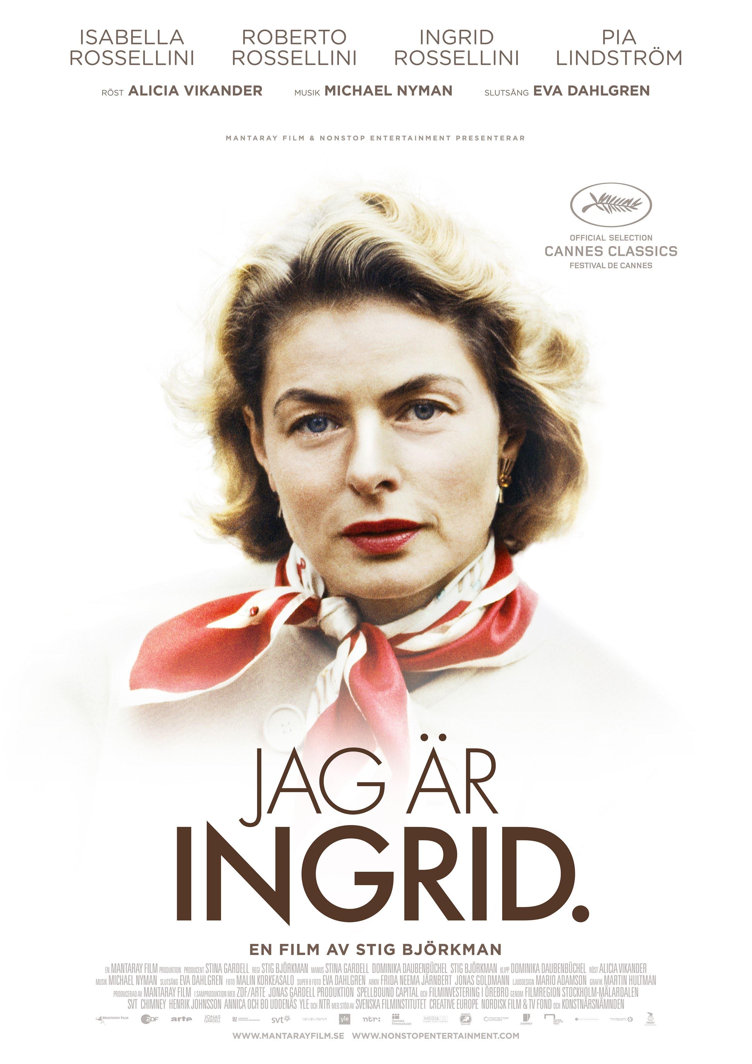 Dagbio: Jag är Ingrid, Röda kvarn Edsbyn