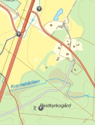 Pestkyrkogården vid Killeberg