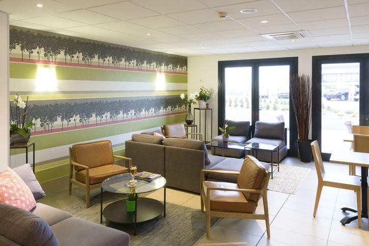 Best Hotel Reims - Croix Blandin