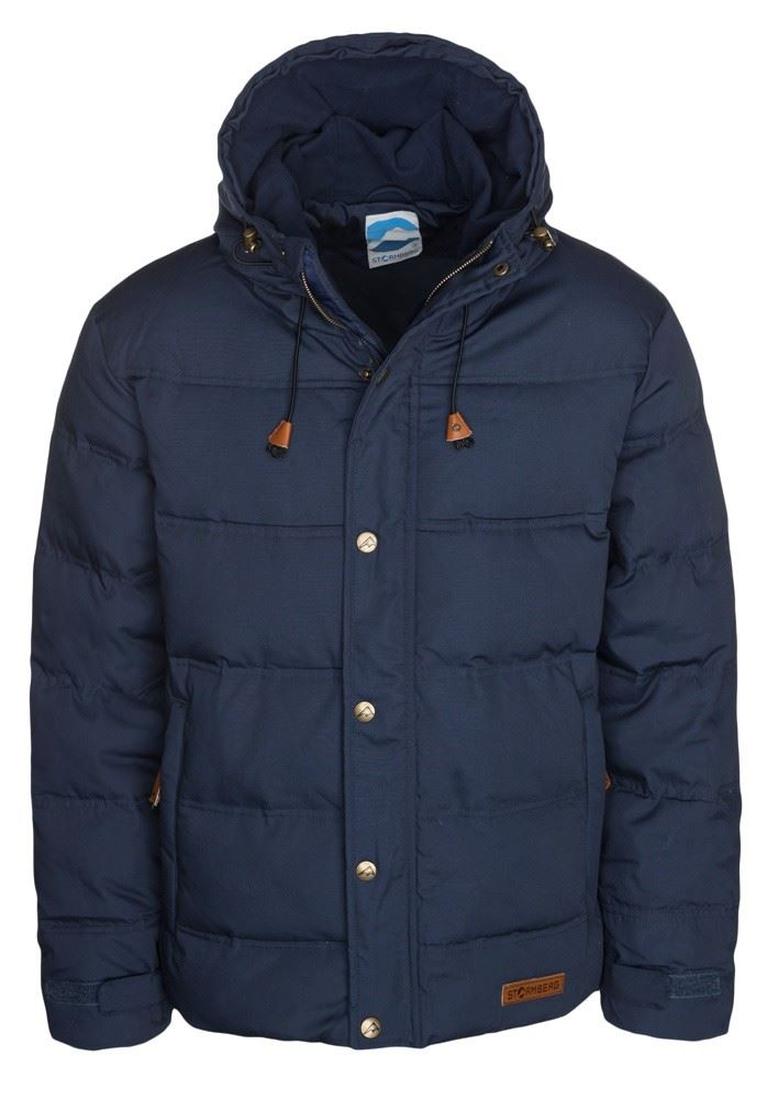 07. Winter Down Jacket - Men Models