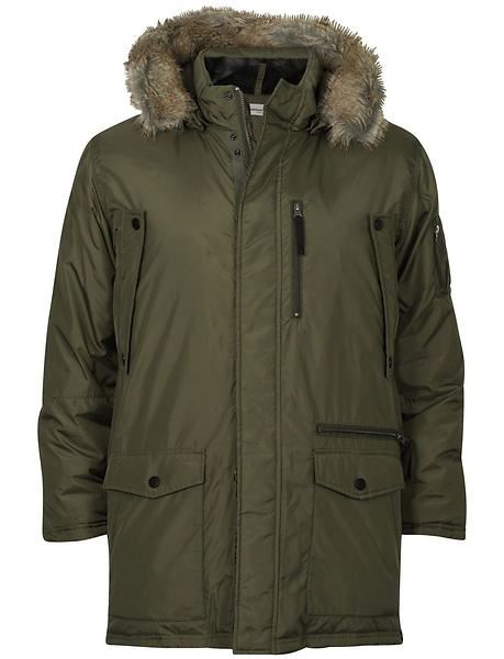Winter Jacket Men size 8XL