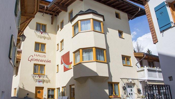 Haus Genewein - St. Anton