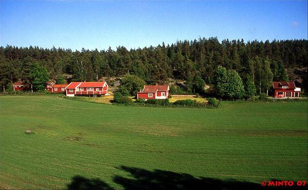 Rosenlund Guest Cottages, Tanumshede