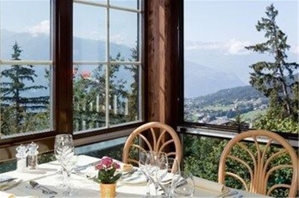 Hôtel le Mont Paisible - Montana
