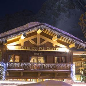 Hotel L'Ecrin du Val Claret - Tignes