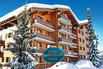 Hôtel Montpelier - Verbier