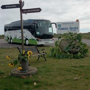 Norra konstnattrundan Ölands Skördefest med buss