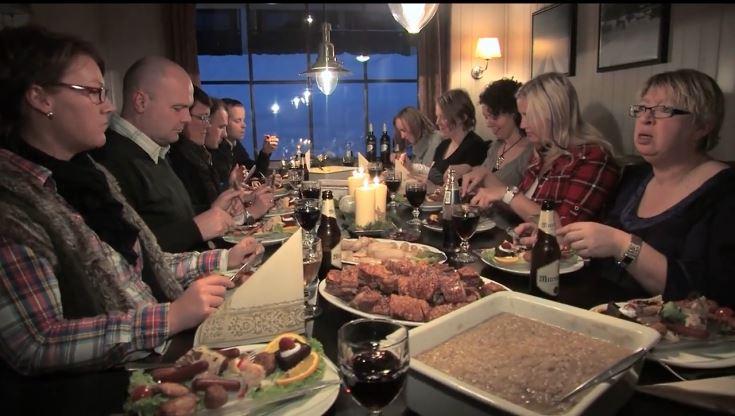 Catering til julebord