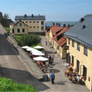 Fästningen SVIF hostel, Varberg