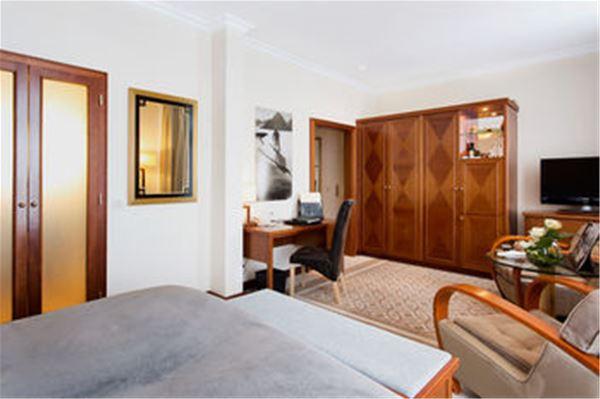 Kempinski Grand Hotel Des Bains - St. Moritz