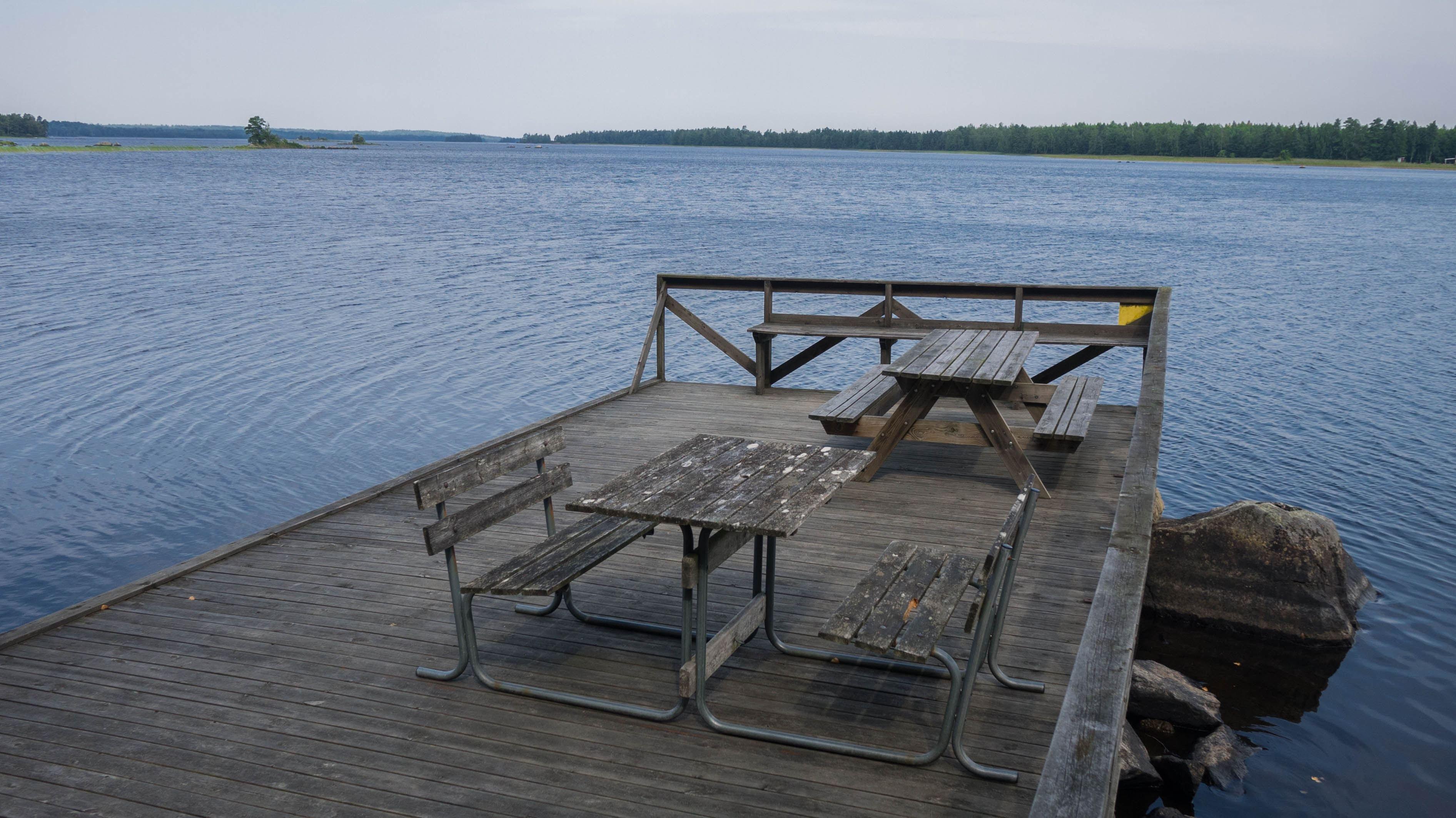 Badplats Ulvö