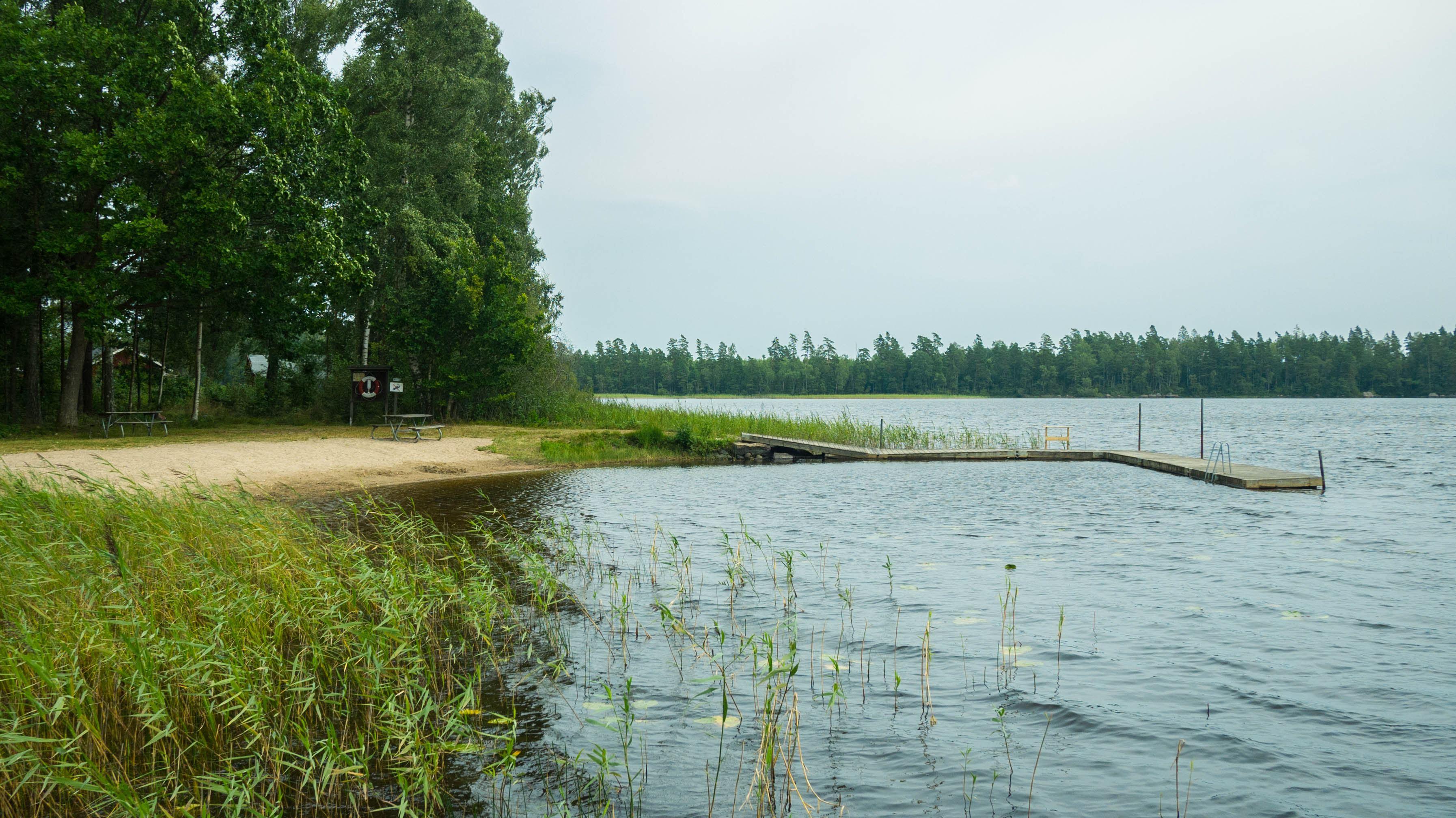 Bohults bathing place
