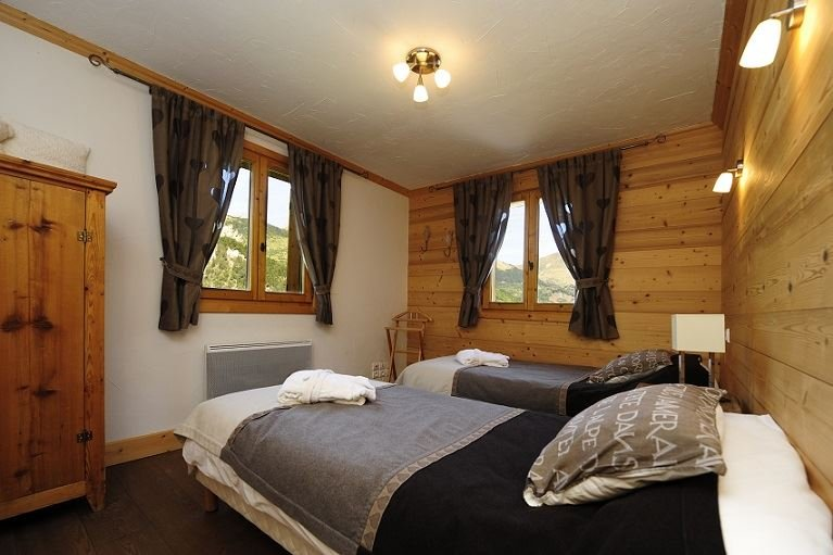 Chalet 7 Rooms 12 persons / Chalet Eden