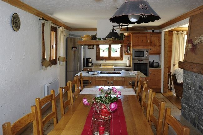 Chalet 7 Rooms 12 persons / Chalet Licorne