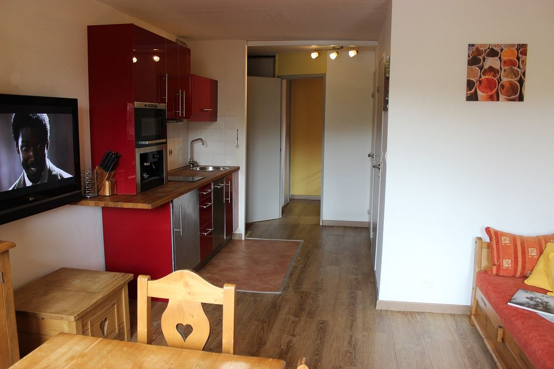 JOKER A1 - 2 rooms 30m² - 4 persons