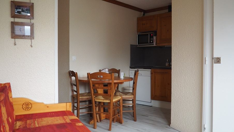 2 Rooms 4 Pers 150m from the slopes / MEDIAN 05