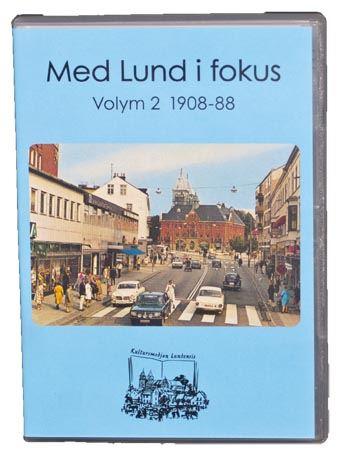 En vandring med filmkameran genom Lund i svunnen tid del 2