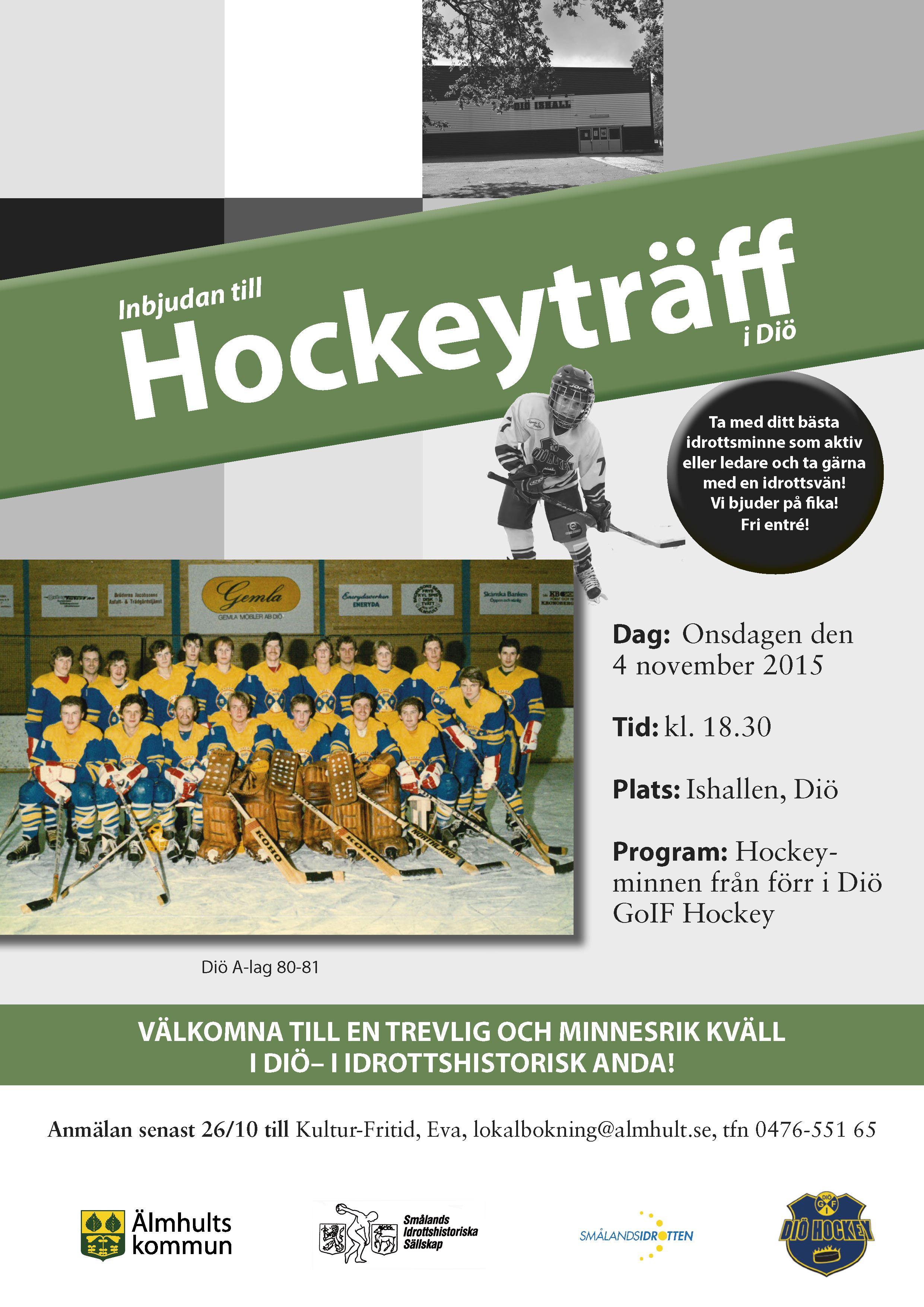 Hockeyträff