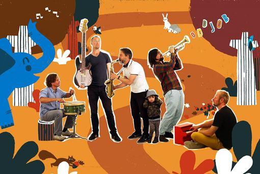 JAZZOO – jazz för barn
