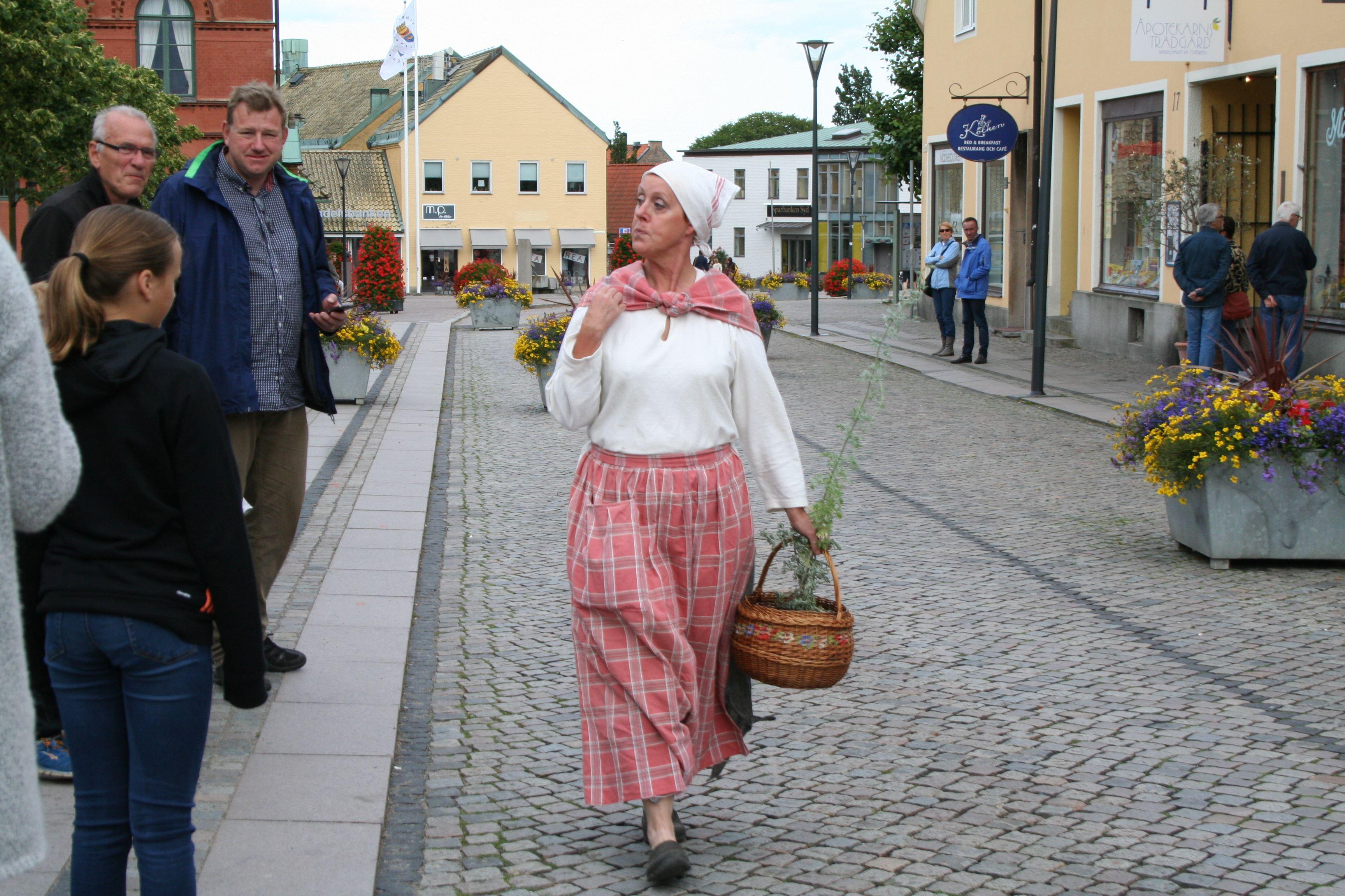 Stadsvandring - Vad hände rådman Möller?