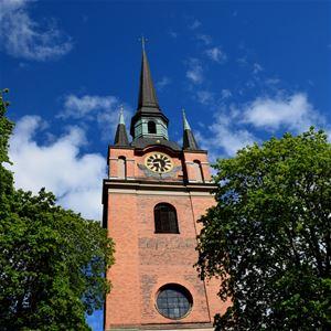 Stora Kopparbergs kyrka