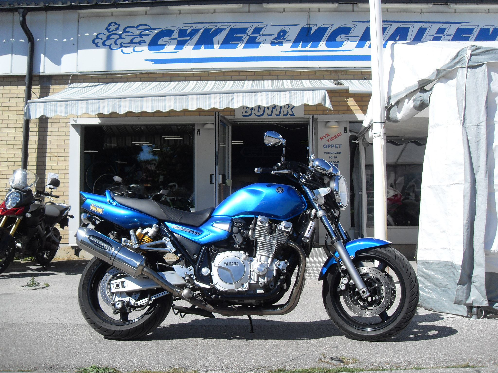 Klass C - Yamaha XJR 1300
