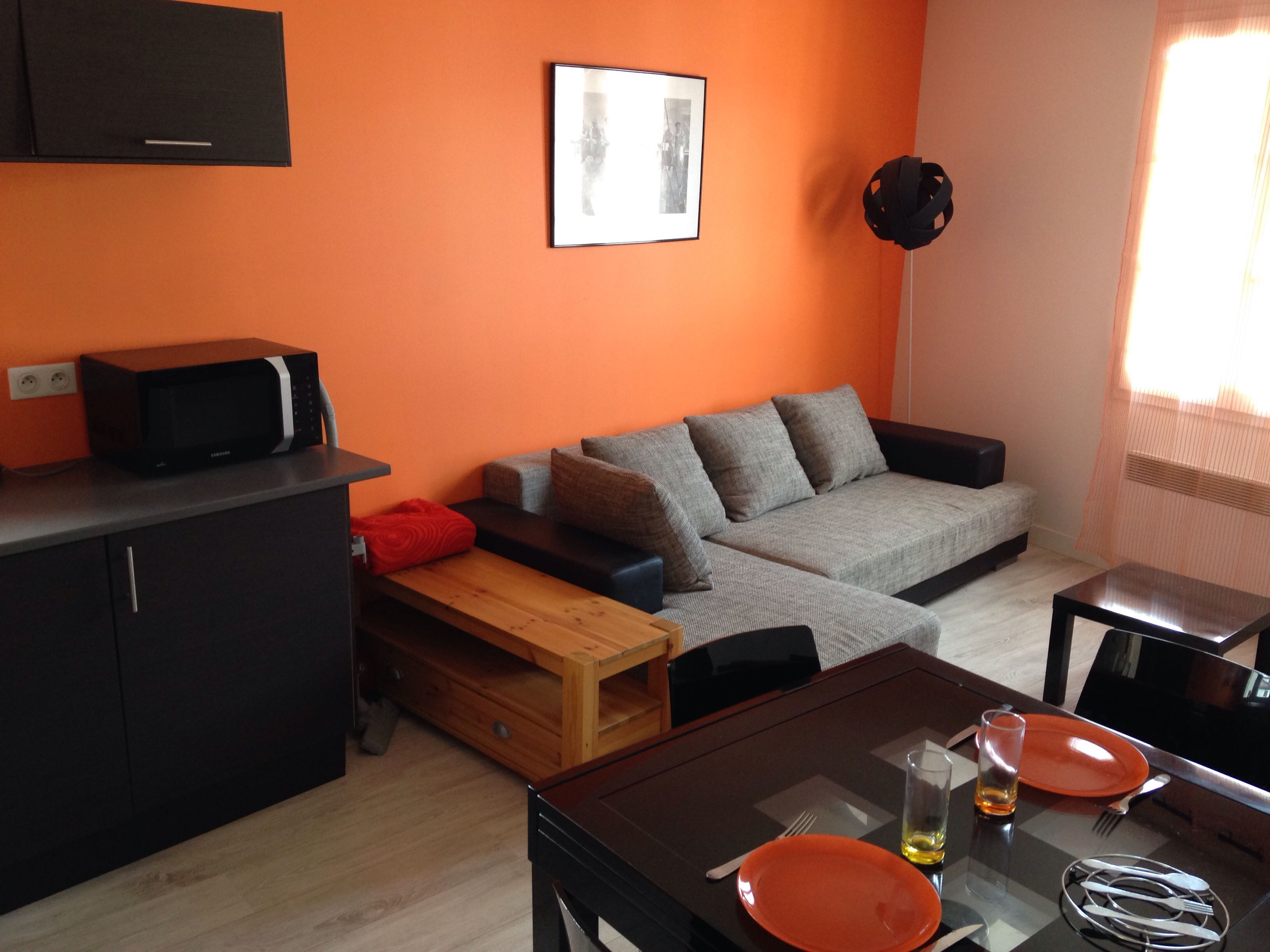 Appartement T2 Larralde ***