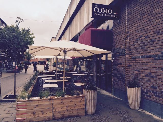 COMO Cafe Resturang Pizzeria