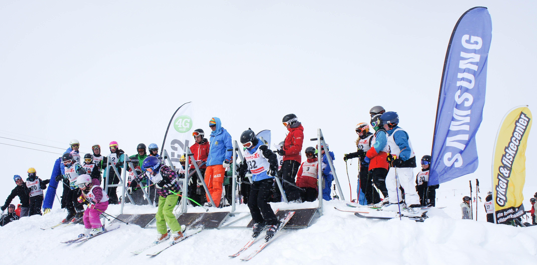 Hemavan skicross-arena