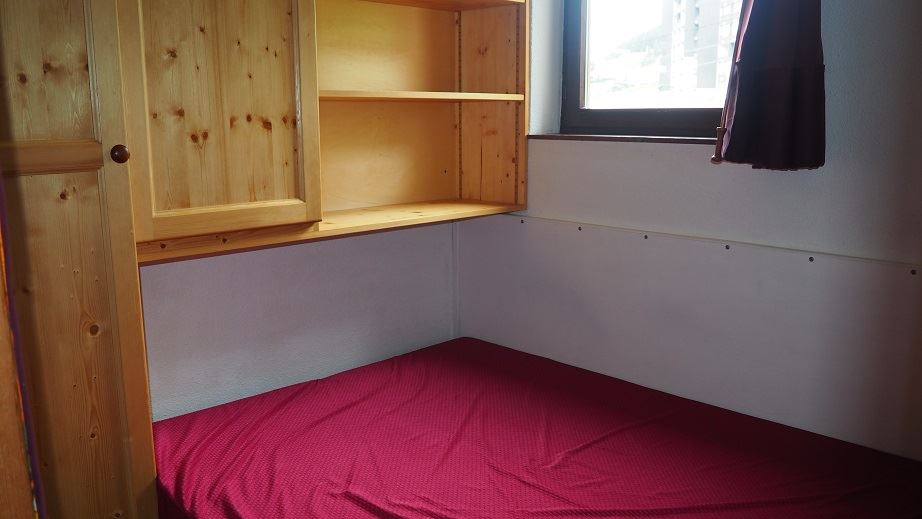 Studio + cabine 4 Pers skis aux pieds / SKI SOLEIL 1204