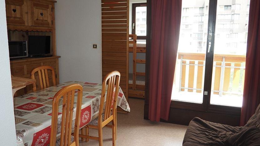 Studio cabine 4 Pers skis aux pieds / SKI SOLEIL 1605