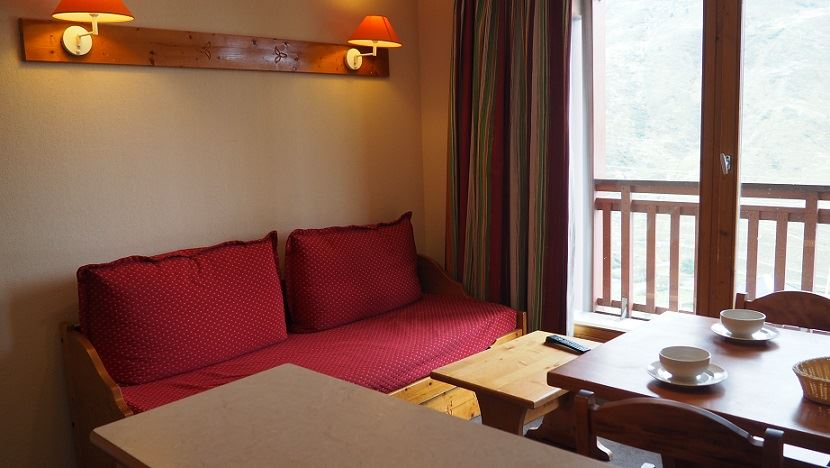 2 Rooms 4 Pers ski-in ski-out / VALMONT 406