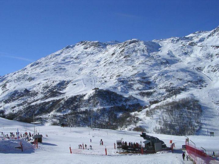 Studio 3 Pers skis aux pieds / GRANDE MASSE 308