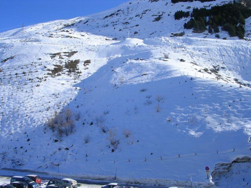 Studio 2 Pers skis aux pieds / TROIS MARCHES 937