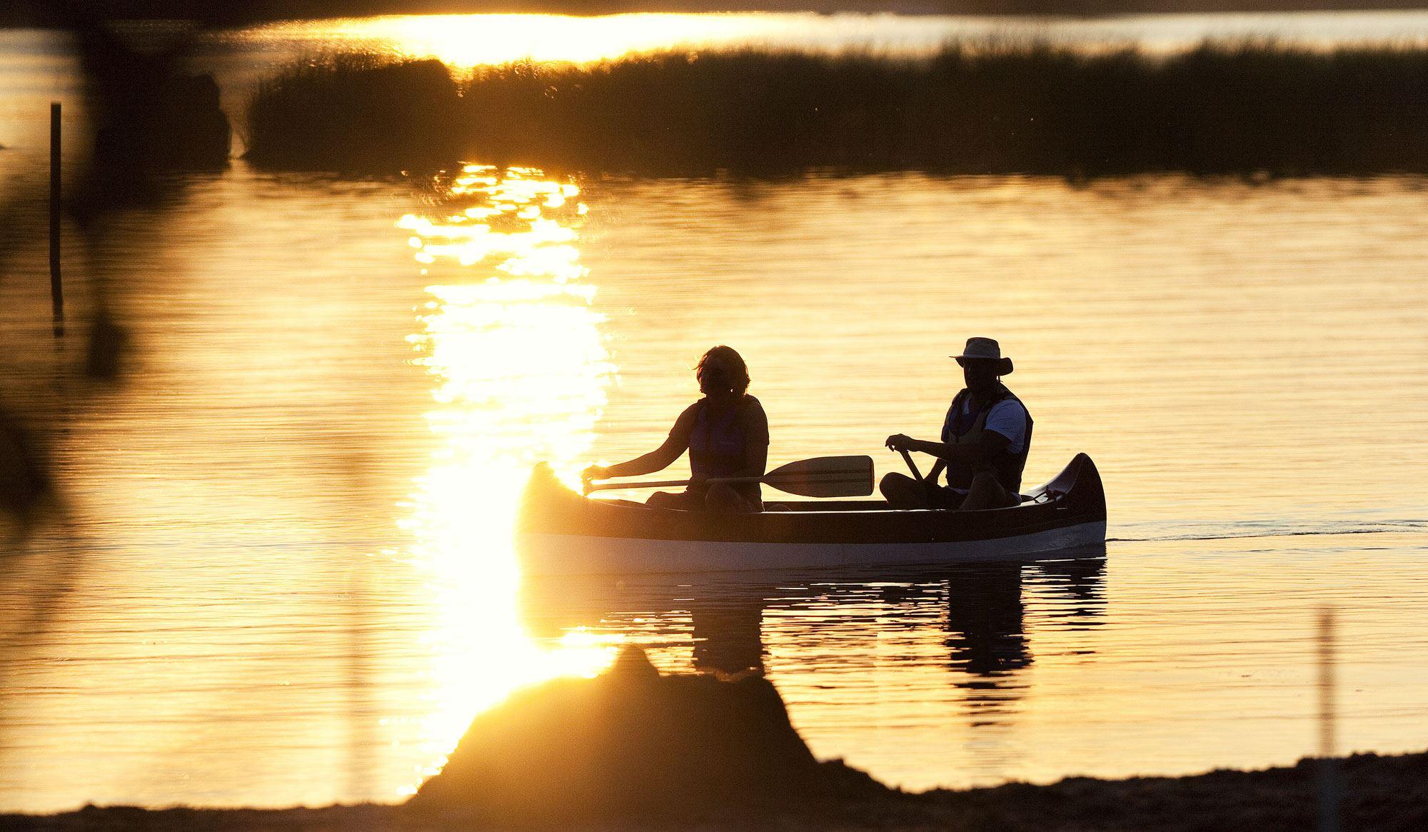 Canoes - Alljungens canoe rental