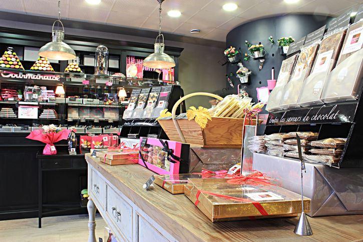 Greedy break - Lothaire Chocolate Shop