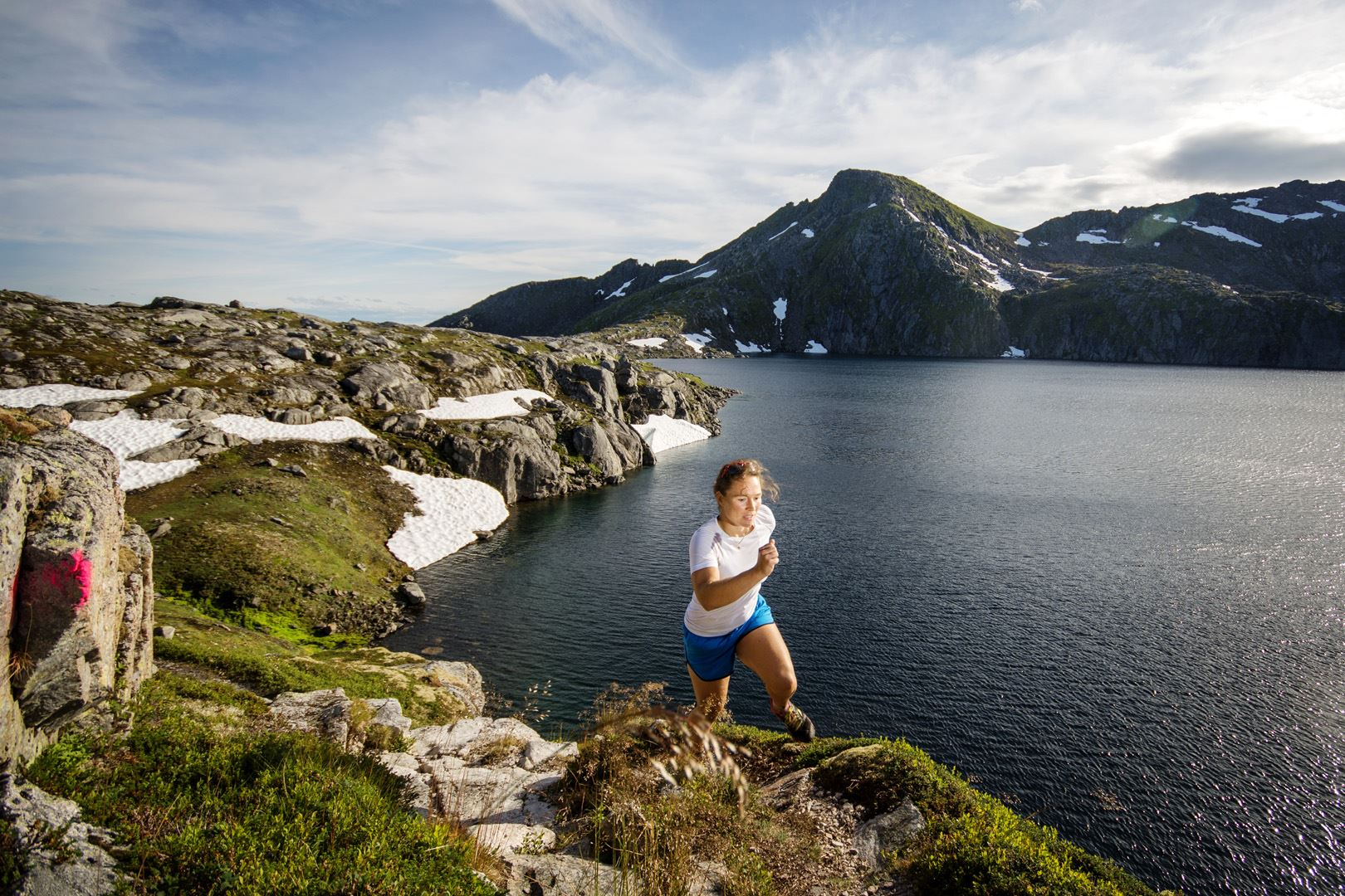 Kai-Otto Melau, The Arctic Triple - Lofoten Triathlon
