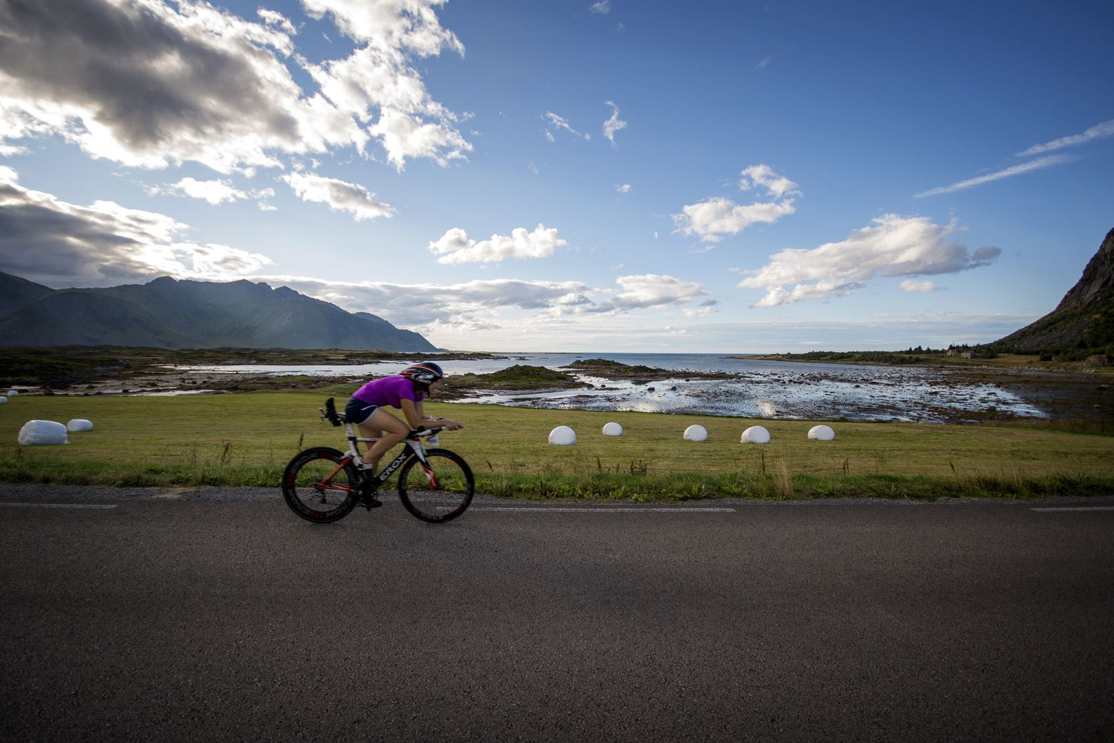 The Arctic Triple - Lofoten Triathlon
