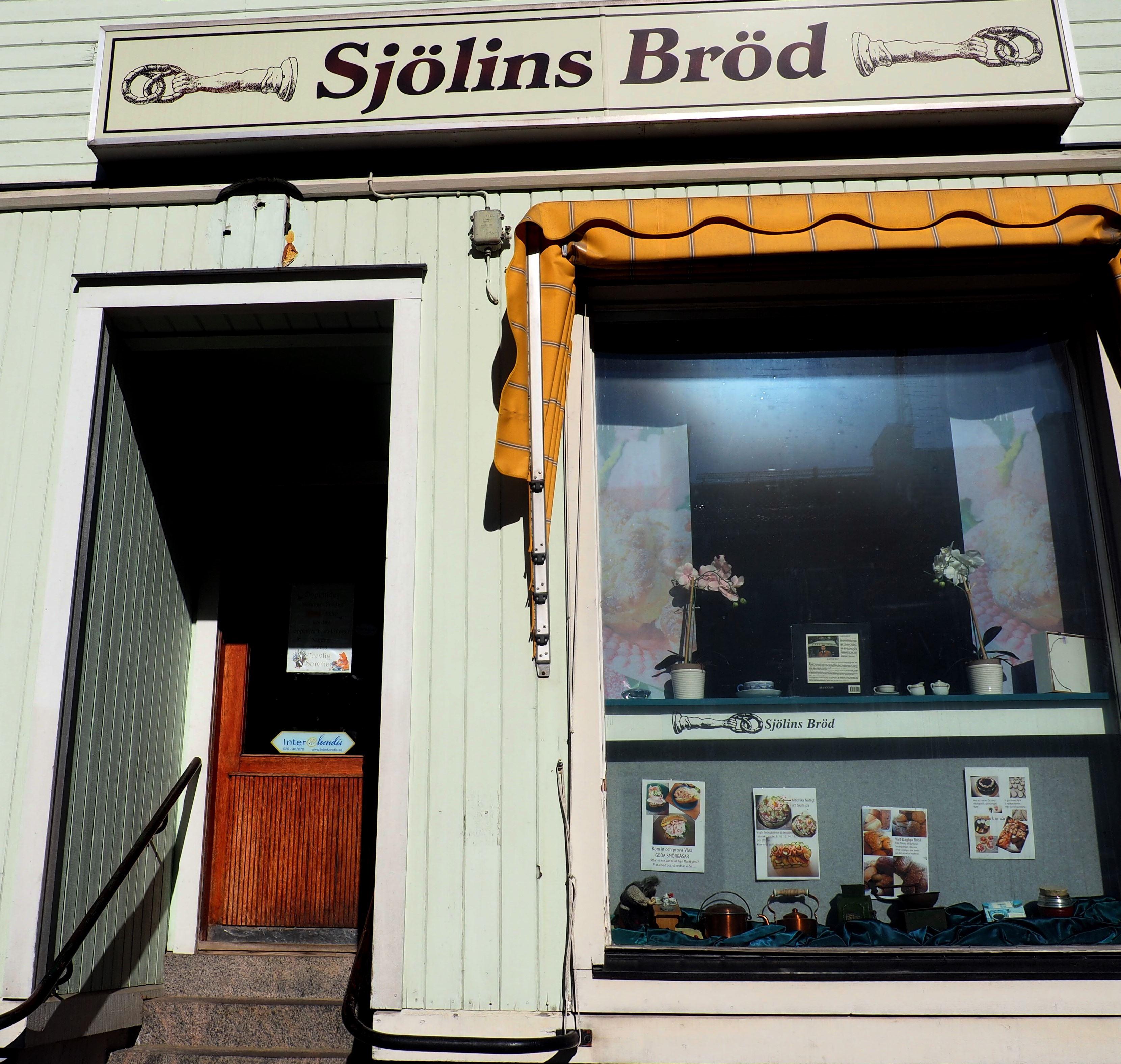 Sjölin's Bread