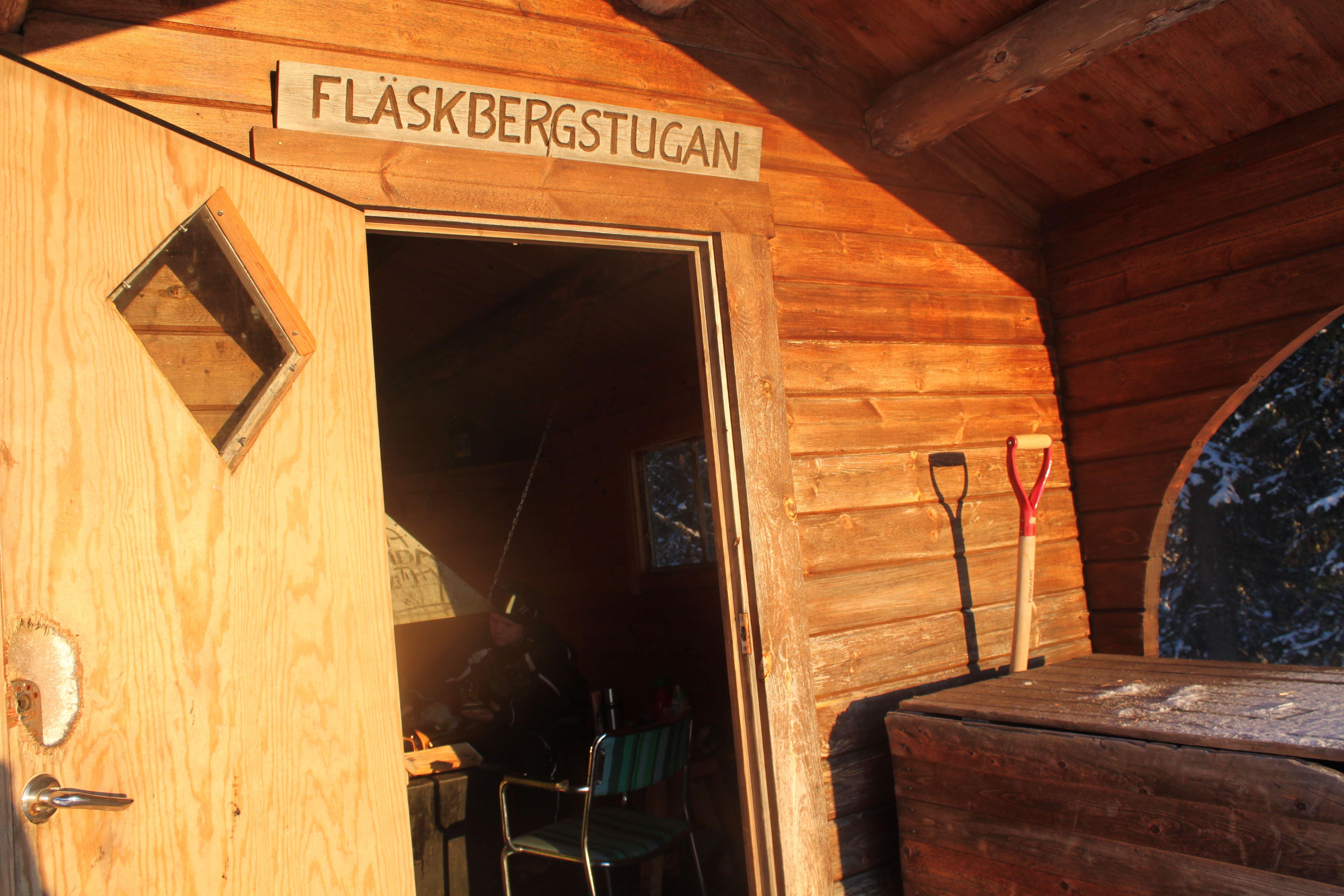 © Malå kommun, Fläskbergsstugan