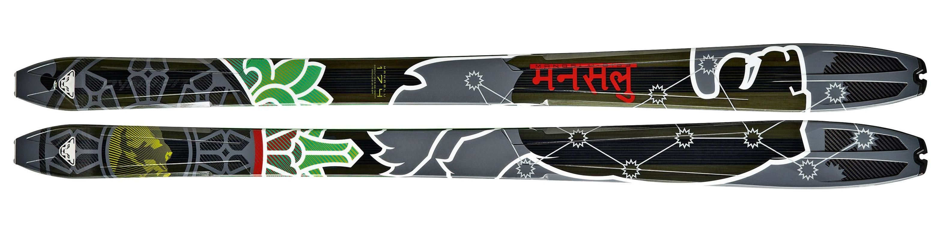 01. Touring Skis and Ski Touring Package (book just skis or skis and later add boots)
